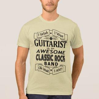 T-shirt Groupe de rock classique impressionnant de