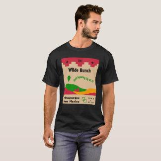T-shirt Groupe de Wilde ajustant toujours à 35 ! Chemise