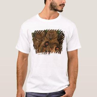 T-shirt Groupe d'observation olive de babouins (anubis de