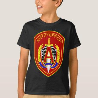 T-shirt Groupe russe d'alpha