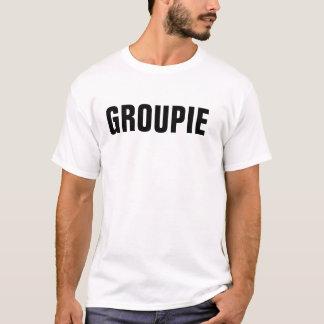 T-shirt Groupie-Roadie