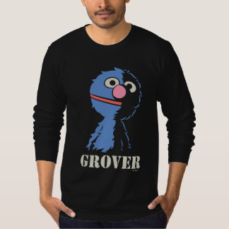 T-shirt Grover demi