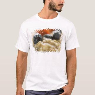 T-shirt Gruau avec des baies, plan rapproché