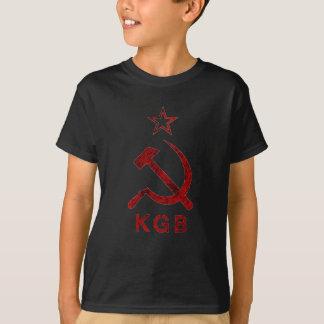 T-shirt Grunge de KGB