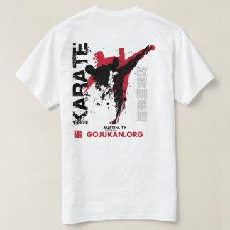 T-shirt grunge de Mawashi de karaté (TX) - 2016