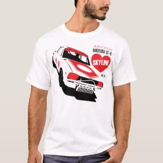 T-shirt GTR de Hakosuka
