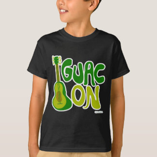 T-shirt Guac dessus !