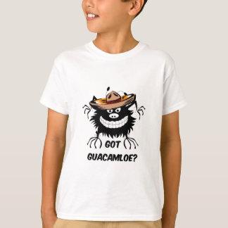 T-shirt Guacamole obtenu