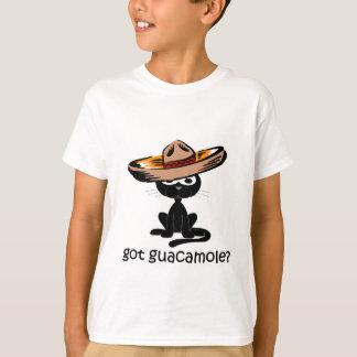 T-shirt Guacamole obtenu drôle