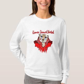 T-shirt Guépard de danse de Romeo