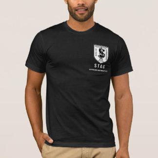 T-shirt Guerre biologique AVANT de STAC, OFFICIER