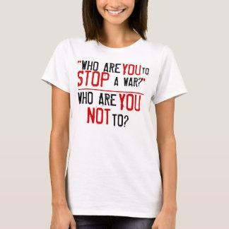 T-shirt Guerre d'arrêt de Kony 2012