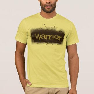T-shirt Guerrier-Brown