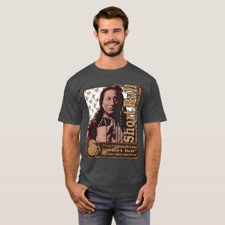 T-shirt Guerrier court de Taureau Cheyenne