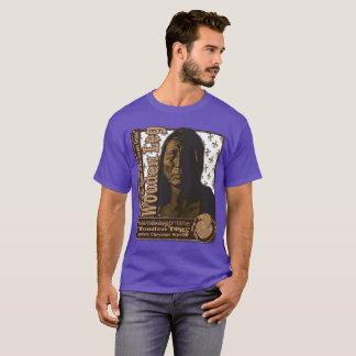 T-shirt Guerrier de Cheyenne de jambe en bois