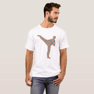 T-shirt Guerrier de Kung Fu