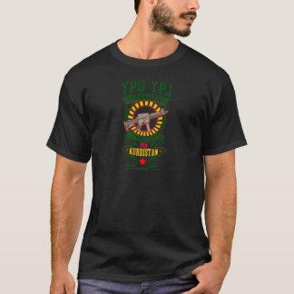 T-shirt Guerrier de liberté de Peshmerga du KURDISTAN