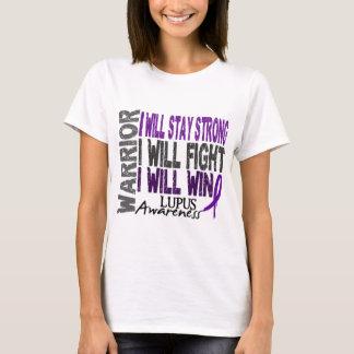T-shirt Guerrier de lupus