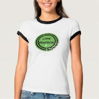 T-shirt Guerrier de Lyme, dos de morsure