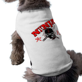 T-shirt Guerrier de Ninja