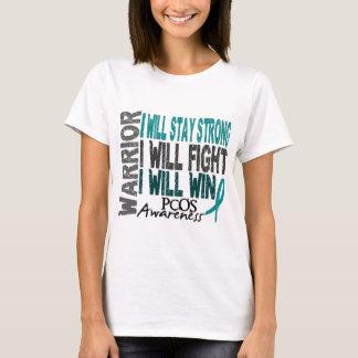 T-shirt Guerrier de PCOS