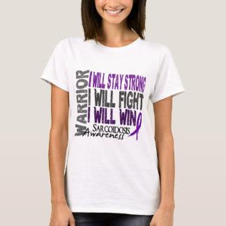 T-shirt Guerrier de sarcoïdose