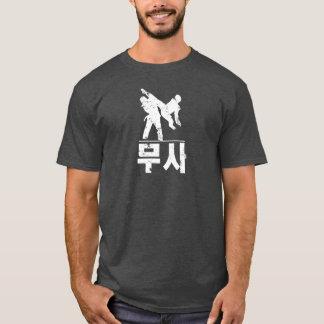 T-shirt Guerrier du Taekwondo