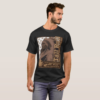 T-shirt Guerrier grand de Taureau Cheyenne