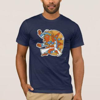 T-shirt Guerrier maya v.1
