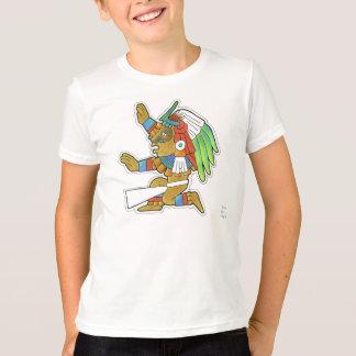 T-shirt Guerrier maya v.2
