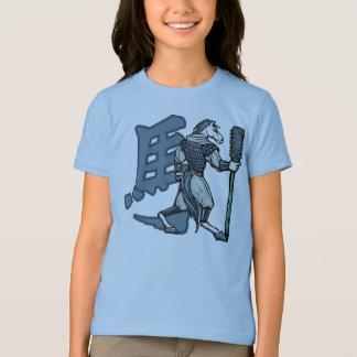 T-shirt Guerriers de zodiaque : Année du cheval, des