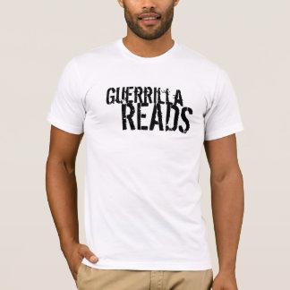 T-shirt GuerrillaReads T