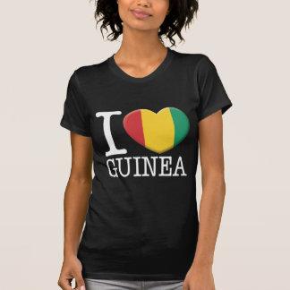 T-shirt Guinée