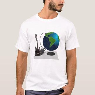T-shirt Guitar