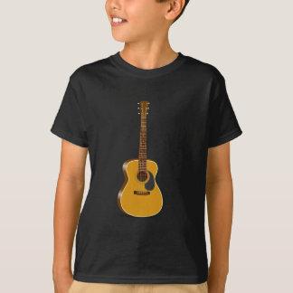 T-shirt Guitare acoustique d'amphithéâtre