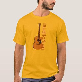 """T-shirt Guitare acoustique """"l'amphithéâtre"""