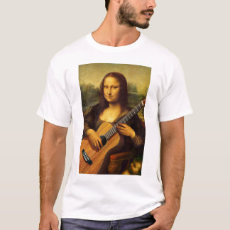 T-shirt Guitare de Mona