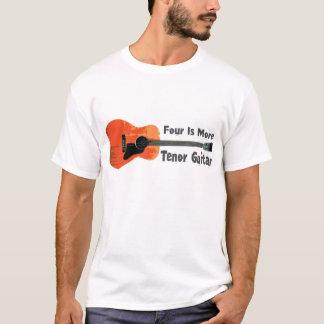 T-shirt Guitare de tenor