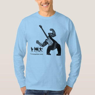 T-shirt Guitare du monstre de Thorne