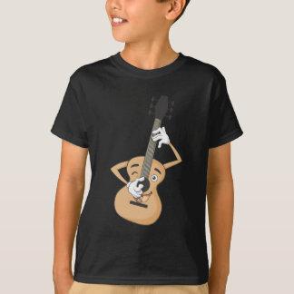 T-shirt Guitare joyeuse