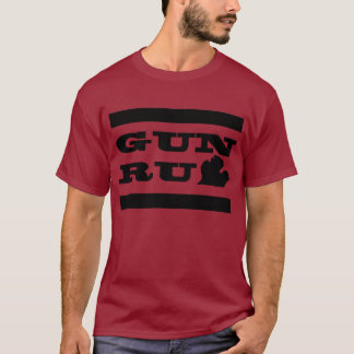 T-shirt GunRu Michigan
