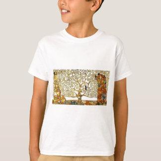 T-shirt Gustav Klimt - l'arbre de la peinture de la vie