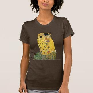 T-shirt Gustav Klimt - le baiser