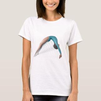 T-shirt gymnaste