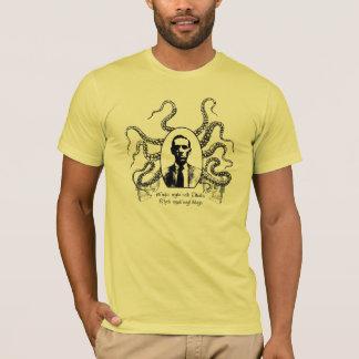 T-shirt H.P. Lovecraft