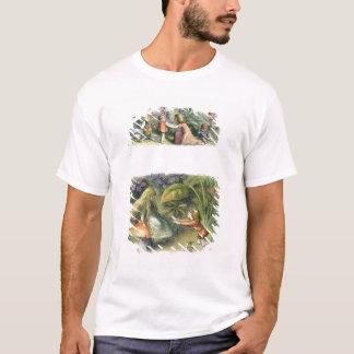 T-shirt Habillage des elfes de bébé, et rejeté ! ,