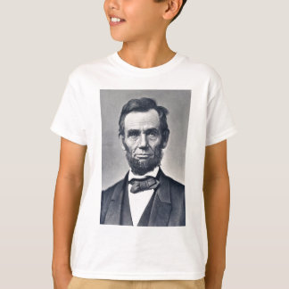 T-shirt Habillement d'Abraham Lincoln