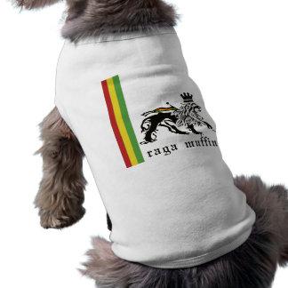 T-shirt Habillement d'animal familier de Judah de petit pa