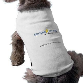 T-shirt Habillement d'animal familier de Peoplestring