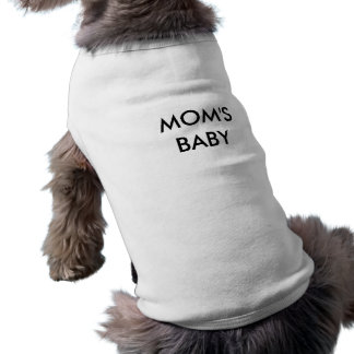 T-shirt Habillement d'animal familier - sans manche